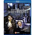 Anja Filmer Verdi: Un Ballo In Maschera [Anja Harteros; Piotr Beczala; Bayerisches Staatsorchester] [C Major Entertainment: 739504] [Blu-ray]